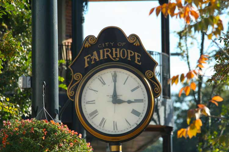Downtown Fairhope