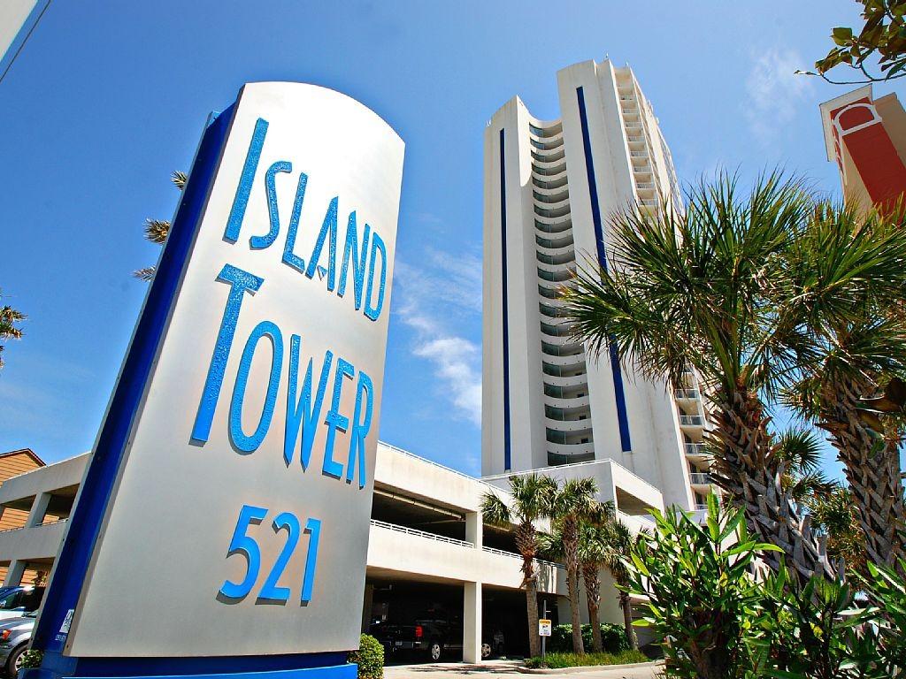 Island-Tower